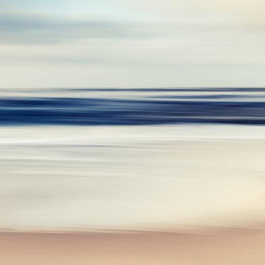 Ostsee, Fotokunst, Kunst, Fine Art, abstract, seascape, Fotografie, photography, wall art, moody, Baltic Sea, Holger Nimtz, Streifen, strpies, dekorativ, impressionistisch, Impressionismus, abstrakt, Wandbild, malerisch, surreal, Surrealismus, verwischt,