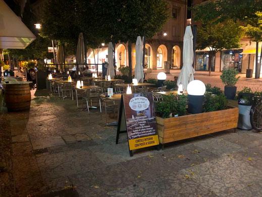 Esterno La Boutique Rovigo