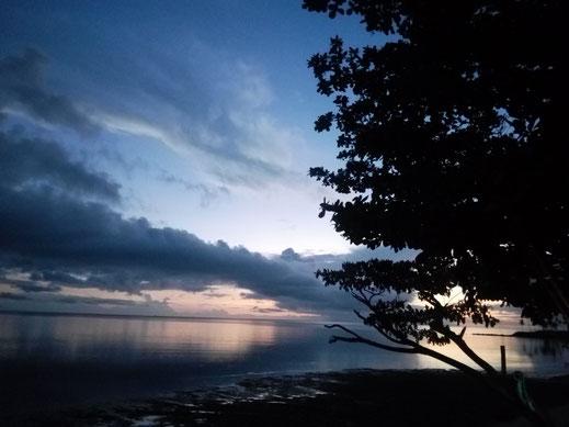 Bilder von Sonnenuntergängen am Meer - Kostenlose ...