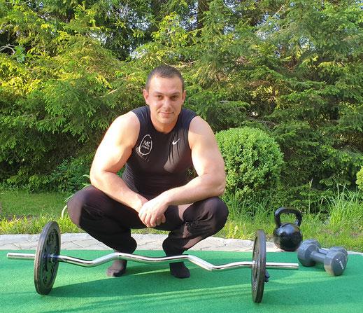 Personal Trainer, Fitnesstrainer & Ernährungsberater in Memmingen
