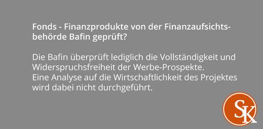 Tipps Sabine Kleinke Fonds Bafin