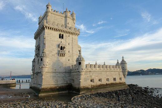 Torre de Belem   CC-SA 3.0 by OsvaldoGago
