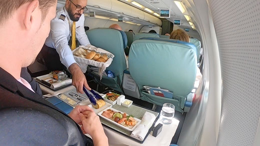 Review: Saudia Saudi Arabian Airlines A320 Business Class to Jeddah