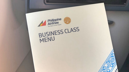Philippine Airlines A321Neo Business Class