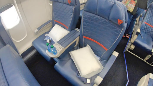 Delta Connection First Class