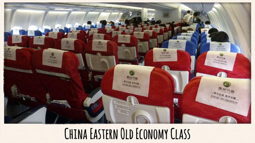 Review china eastern airlines economy class to shanghai - China eastern airlines sydney office ...