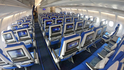 china southern airlines new economy class