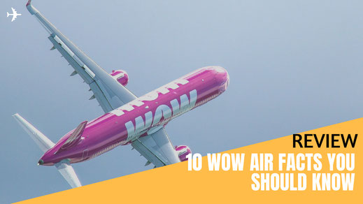 WOW Air Facts