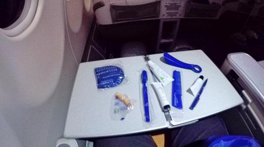 Aeroflot A330 Business Class