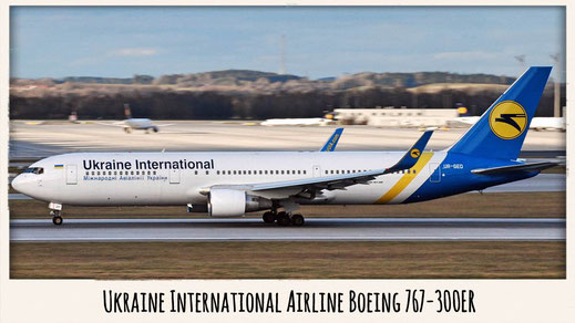 Review: Ukraine International Airlines Economy Class from Kiev to
