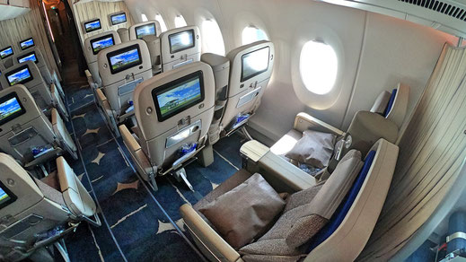 China Airlines A350 Premium Economy Class