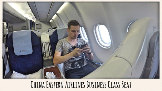 China Eastern Airlines Business Cl