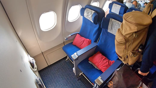 Air China Premium Economy Class