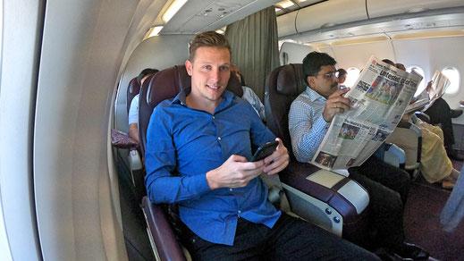 Air Vistara Business Class