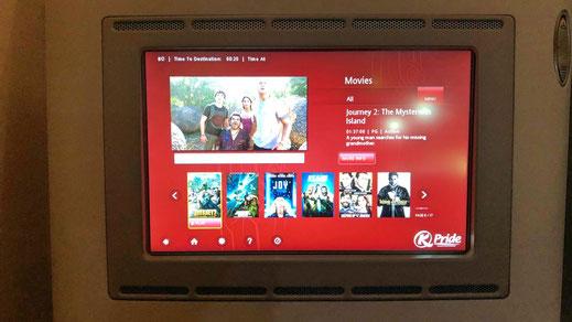 Kenya Airways Business Class