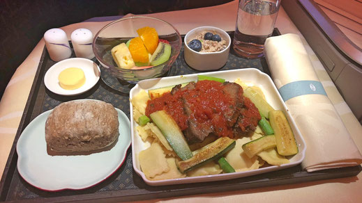 China Airlines A350 Business Class