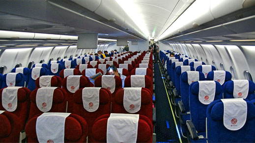 review: china eastern airlines economy class to shanghai