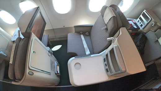 Iberia Airlines Airbus A350 Business Class