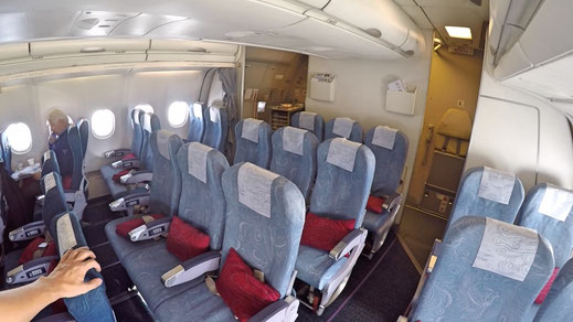 Air China Economy Class