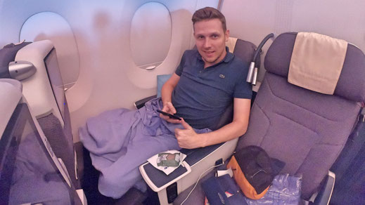 Philippine Airlines A350 Premium Economy Class