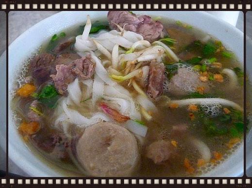 beef noodle soup penang