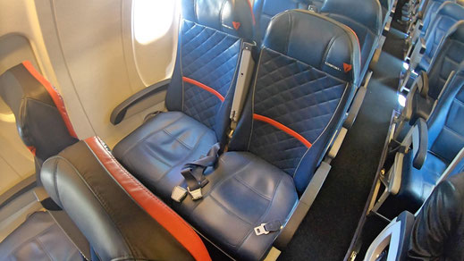 Delta Connection Comfort Plus