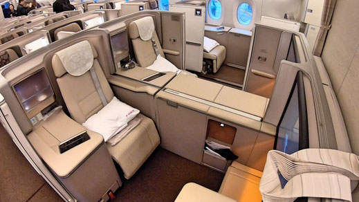 China Eastern Airlines A350 First Class