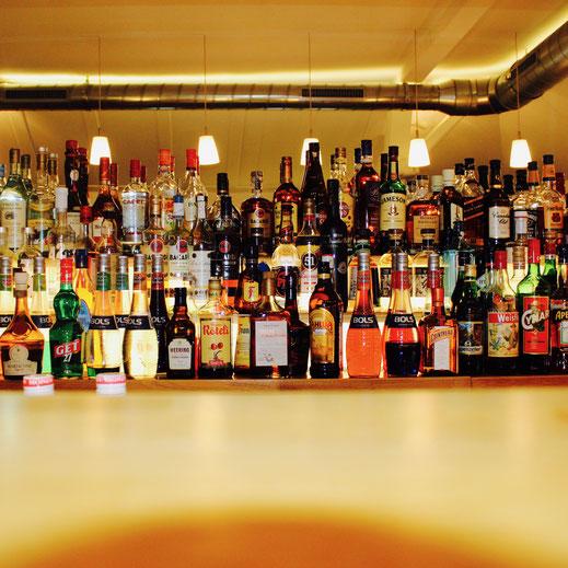 Flaschentreppe der Barschule