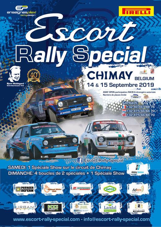 Nacionales de Rallyes Europeos(y no europeos) 2019: Información y novedades - Página 13 Image