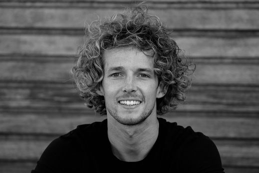 Mario Rodwald - professional kitesurfer from Germany and founder of KOLD shapes.