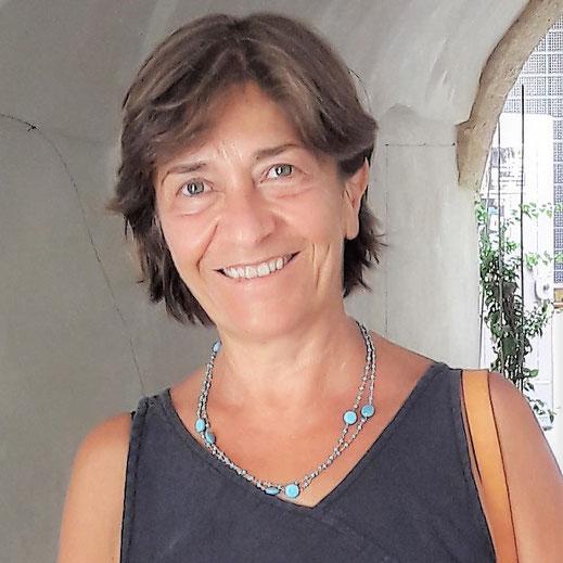 Egle De Mitri, autrice di Liam e i mostri per la raccolta A porte chiuse