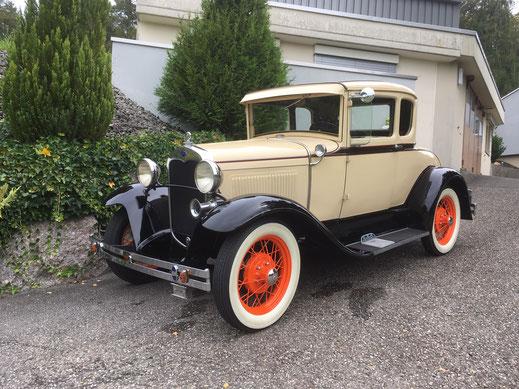 Ford A 1930 - zu verkaufen, Oldtimer Garage Teufenthal - Dieter Bauhofer