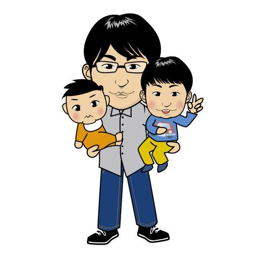 カヤマナオとそのドラ息子