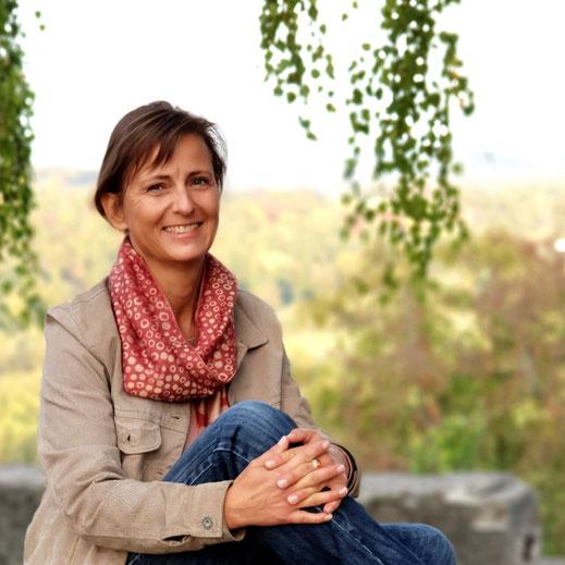 Anja Voigt - Yogalehrerin bei Yamida Yogaschule Lüdinghausen