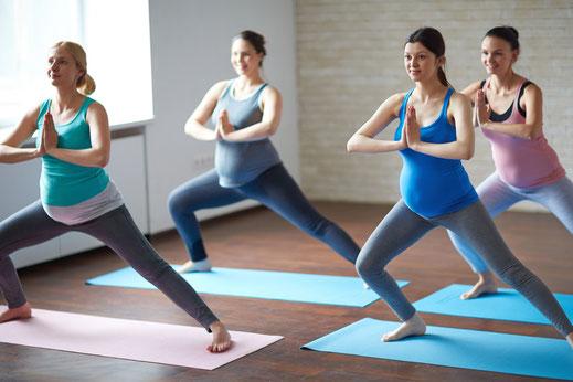 Yoga für Schwangere  bei Yamida - dein Yoga-Häuschen in Lüdinghausen