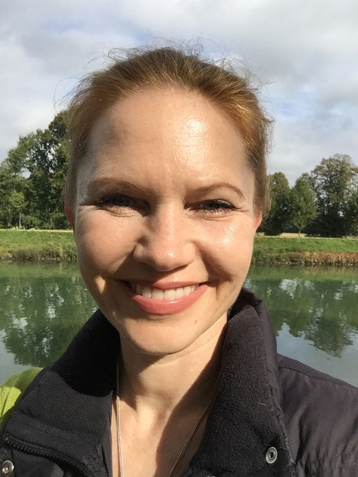 Yvonne Beerenbrock - Yogalehrerin bei Yamida - Yogaschule Lüdinghausen