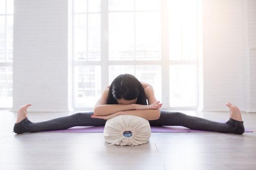 Yin Yoga und Anti Stress Yoga Präventionskurs in Selm bei Yamida - Yoga und Meditation in Lüdinghausen
