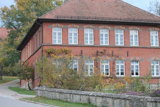 Evang. Gemeindehaus Steinach / Ens (Foto: Karin Bruder)