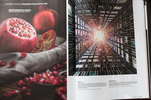 Seiten 98 und 99 der Pictures Magazin Ausgabe 04/2016
