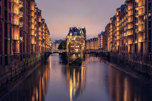 Wasserschloss Hamburg von Tobias Gawrisch (Xplor Creativity)