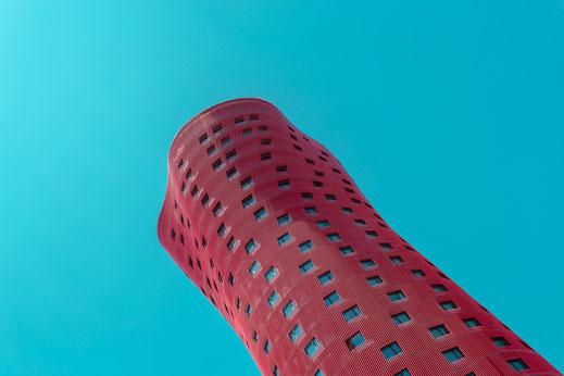 Porta Fira Hotel Barcelona von Tobias Gawrisch (Xplor Creativity)