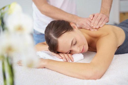 Physiotherapie am Markt - Massagen