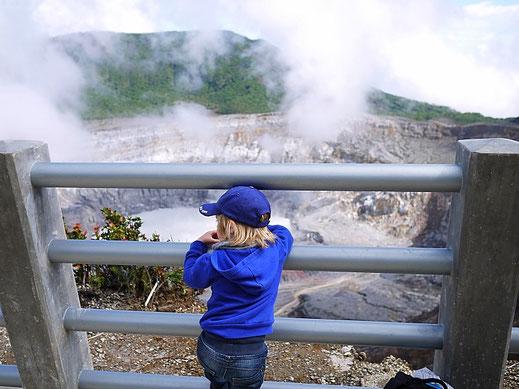 Es gibt für Kinder viel Spannendes zu sehen in Costa Rica. @aroundtheworldticket