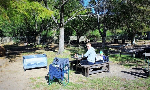 Gemütliches Camping in Tweede Tol.