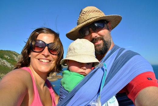 Gelungener Familien-Urlaub auf den Kanalinseln.  @franzlsontour