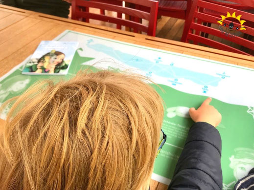 Mara am Walensee. Ein tolles Abenteuer für Kinder.
