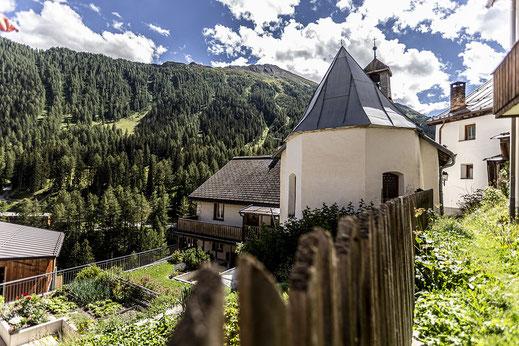 Zollfrei: Samnaun, ein unscheinbares Bergdorf. @Andrea Badrutt