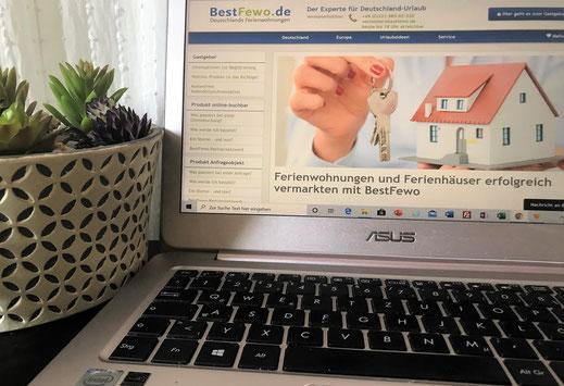 Hilfe für Ferienunterkunft-Gastgeber von den Profis von BestFewo.
