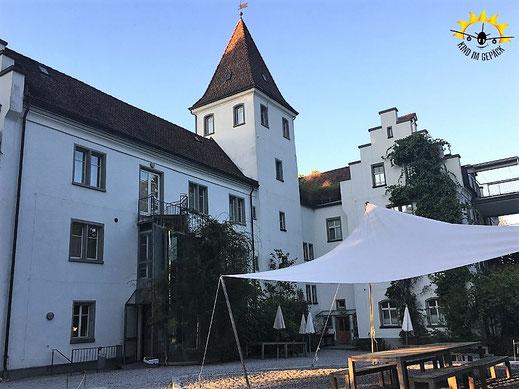 Bio-Speisen im Schlosshotel Wartegg in Rorschacherberg.
