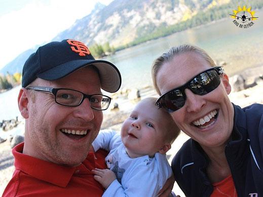 In der Elternzeit-Reise gelernt: wichtiger Familienzusammenhalt.